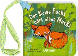 Der kleine Fuchs hört einen Mucks Buggybuch