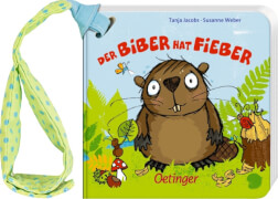 Der Biber hat Fieber Buggybuch