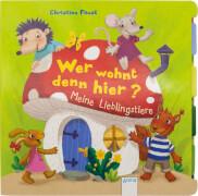 Röhling, Hanna/Faust, Christine: Wer wohnt denn hier? Meine Lieblingstiere