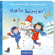 Mein kleines Jahreszeitenbuch: Mein kleines Jahreszeitenbuch - Hallo Winter!