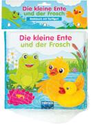 Badebuch kleine Ente/Frosch