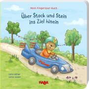 HABA Mein Fingerspur-Buch # Über Stock und Stein ins Ziel hinein