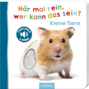arsEdition, Hör mal rein, 133501, Kleine Tiere. Ab 18 Monate