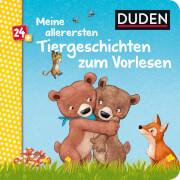 Duden 24+: Meine allerersten Tiergeschichten zum Vorlesen