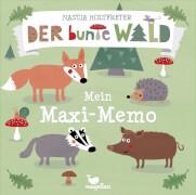 Der bunte Wald # Mein Maxi Memo
