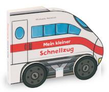 Wieker, Katharina: Mein kleines Polizeiauto. Ab 18 Monate.