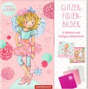 Glitzerfolien-Bilder Prinzessin Lillifee