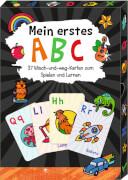 Mein erstes ABC - Wisch&weg-Wendekarten Funny Patches