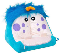 Bookmonster Deluxe Mammo - Blue/White