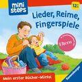 Ravensburger 31992 Mein erster Bücher-Würfel: Lieder, Reime, Fingerpiele (Bücher-Set)