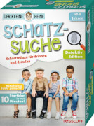 Tessloff Der kleine Heine. Schatzsuche. Detektiv Edition