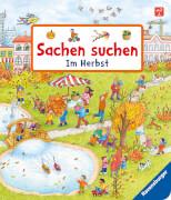 Ravensburger 43864 Sachen suchen: Im Herbst