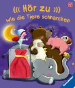 Ravensburger 43891 Hör zu, wie die Tiere schnarchen!