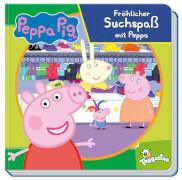 Fröhlicher Suchspaß mit Peppa