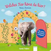 Müller, Bärbel/Thißen, Sandy: Welches Tier hörst du hier? # Meine Zootiere