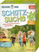 Der kleine Heine. Schatzsuche. Natur Edition. Schnitzeljagd für drinnen und draußen
