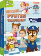 PAW Mission: Pfoten waschen