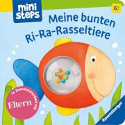 Ravensburger 31999 Ri-Ra-Rasseltiere, 6+m