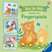 Ravensburger 41037 Bild für Bild spielen wir Fingerspiele