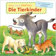 Mein erstes Hör mal (Soundbuch ab 1 Jahr): Die Tierkinder
