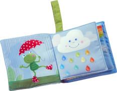 HABA Stoffbuch Regenbogenwelt