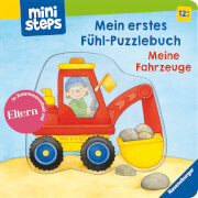 Ravensburger 30139 Mein erstes Fühl-Puzzlebuch: Meine Fahrzeuge