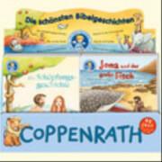 Coppenrath 8165 Lino-Bücher Box Nr.30 Die schönsten Bibelgeschichten