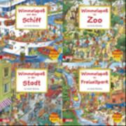 Maxi-Pixi Kasette 11 Wimmelbilder sortiert (1 Stück)