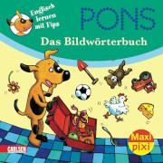 MaxiPixi 67, PONS Englisch lernen mit Fips - Das Bildwörterbuch