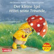 Maxi Pixi 138, Der kleine Igel rettet seine Freunde