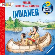 Ravensburger 32296 RV Minis: WWW Beschäftigung Indianer