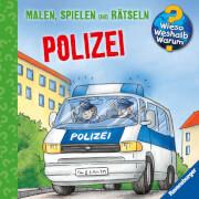 Ravensburger 32298 RV Minis: WWW Beschäftigung Polizei