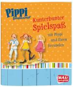 Becker, MAXI Spielspaß Pippi und ihren Freunden