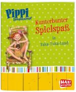 Kunterbunter Spielspaß in Taka-Tuka-Land - Maxi, Taschenbuch, 24 Seiten, ab 4 Jahren
