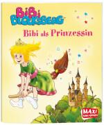 Bibi Blocksberg - Bibi als Prinzessin - Maxi, Taschenbuch, 24 Seiten, ab 4 Jahren