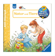 Ravensburger 44267 Natur und Tiere