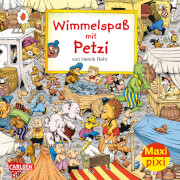 Carlsen Maxi Pixi 170: Wimmelspaß mit Petzi