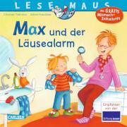 Lesemaus Band 35, Max und der Läusealarm