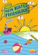 Pixi kreativ Nr. 25: Mein bunter Ferienblock