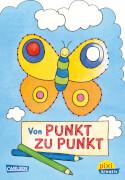 Carlsen -Pixi kreativ:Von Punkt zu Punkt
