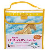 Lesemaus Meine Lesemaus-Tasche - Pferde, Tiere, Abenteuer