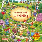 Maxi-Pixi Nr. 245:  Wimmelspaß im Frühling