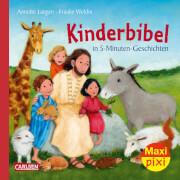 Maxi-Pixi Nr. 249:  Kinderbibel in 5-Minuten-Geschichten