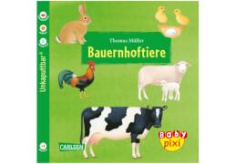 Baby Pixi 42:  Bauernhoftiere