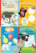 Pixi kreativ Serie Nr. 20: TV- und Bilderbuch-Stars bei Pixi kreativ  sortiert (1 Stück)