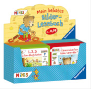 Ravensburger 69748 Minis 101 -Meine liebstes Bilder-Lesebuch