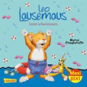 Carlsen - MaxiPixi 255 Leo Lausemaus lernt schwimmen