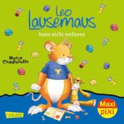 Maxi Pixi 262: Leo Lausemaus kann nicht verlieren, 24 Seiten, ab 3 Jahre