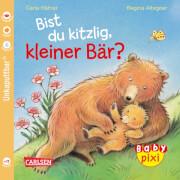 Buch ''Baby Pixi - Band 47: Bist du kitzlig, kleiner Bär?'', 16 Seiten, ab 12 Monaten