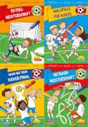 Pixi Kreativ 28: Fußball-Rätsel, sortiert (1 Stück)